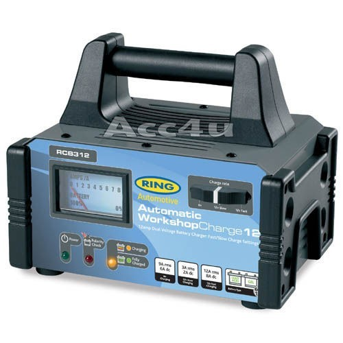 Car Battery Charger Rcb