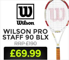 Wilson Pro Staff 90 BLX Tennis Racket