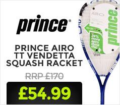 Prince Airo TT Vendetta Squash Racket