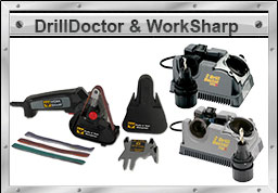 Drill doctor and worksharp