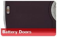 battery doors